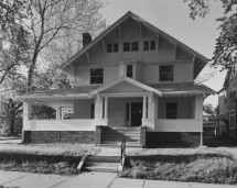 Charles Storz house