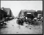 1900 Old Market Howard St from 10th St G. Rosso Wholesale Fruit Co. M.E