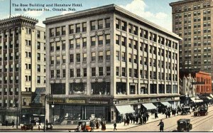 rose realty securities bldg postcard